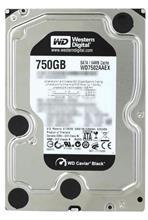 Western Digital WD7502AAEX Black 750GB 64MB Cache Internal Hard Drive